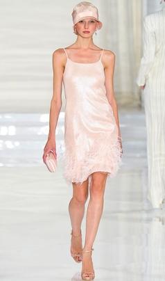 Desfile de Marc Jacobs na Semana de moda em NY.