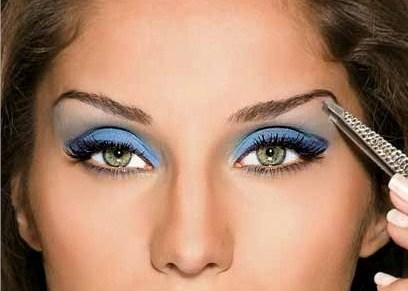 Confira algumas dicas para cuidar as sobrancelhas