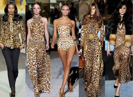 As estampas de animais estão na moda