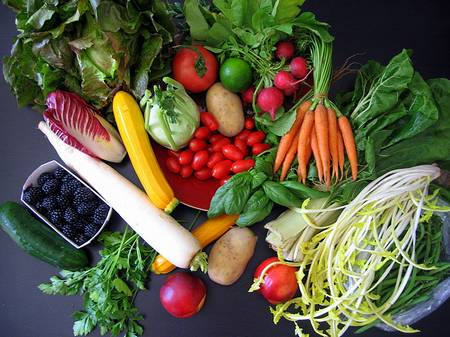 Dieta vegetativa está entre as mais sugestionadas pelos nutricionistas