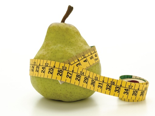 Pera, fruto ideal par quem quer emagrecer