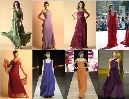 Dicas para escolher o vestido de madrinha